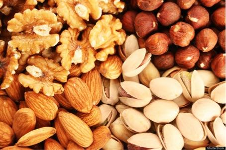 Pistaches, noix et amandes à l'assaut du diabète !