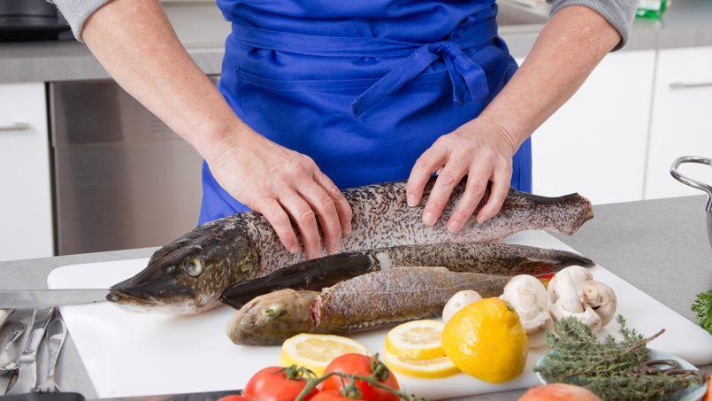 Manger du poisson deux fois par semaine est bon pour l'audition