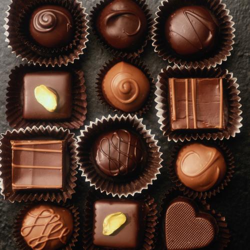 Se souvenir des belles choses... et surtout du chocolat !