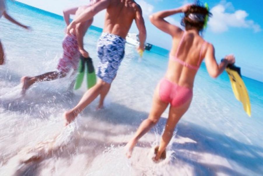 TDAH: mettre les enfants au vert et/ou les emmener à la mer ?