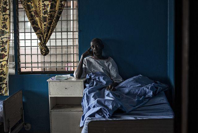 Un « syndrome post-Ebola » chez les survivants de l'épidémie