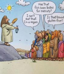 Jésus Christ et la multiplication des pains