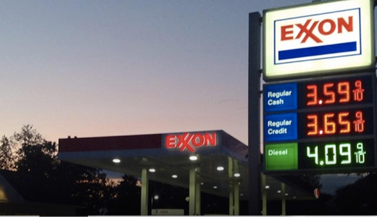 Exxon savait pour le changement climatique dès 1981, et l'a caché