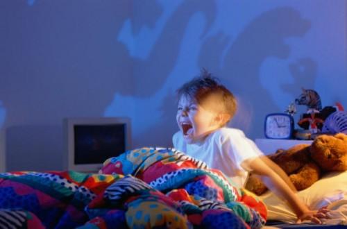 Des cauchemars dans l'enfance peuvent annoncer une psychose