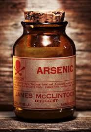 De l'arsenic au suicide