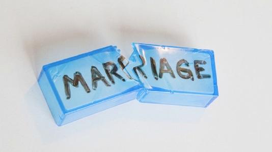 Un mariage ambivalent est un risque pour votre coeur