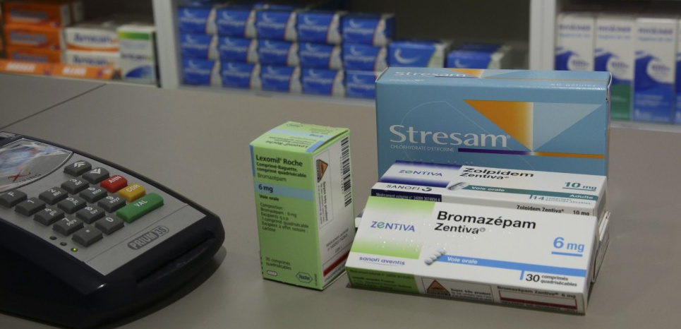 """Benzodiazépines : """"Oui, il y a de quoi s'inquiéter"""""""