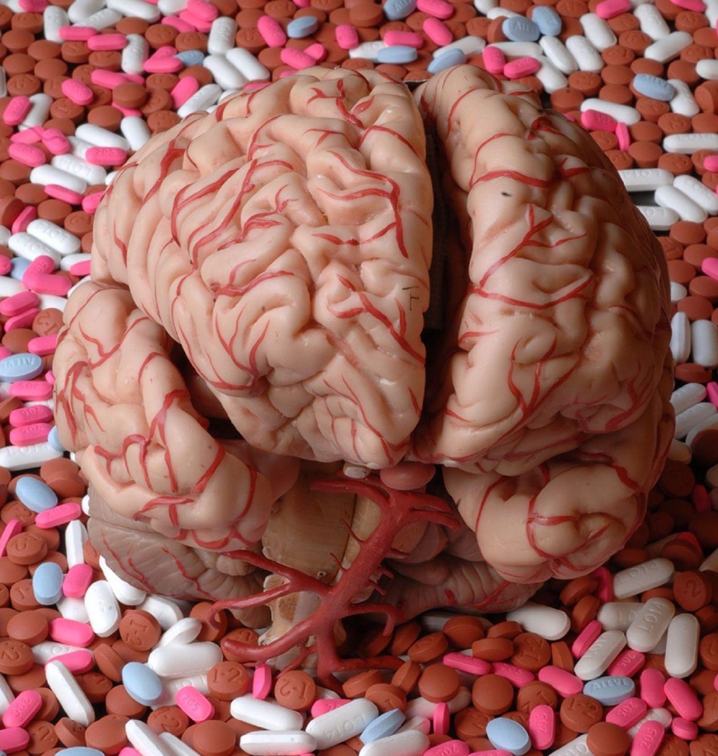 Certaines benzodiazépines augmenteraient les risques de démence