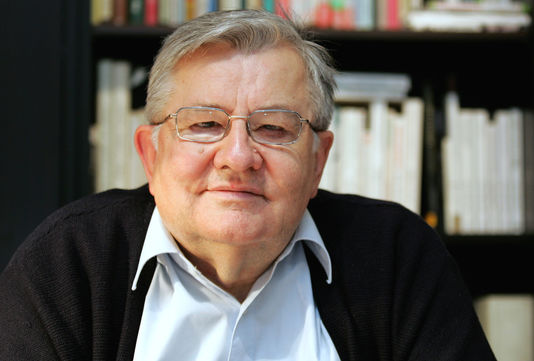 Le biologiste Jean-Marie Pelt est mort