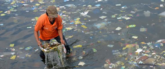 En 2050, il y aura plus de plastique que de poissons dans l'océan, selon le Forum de Davos
