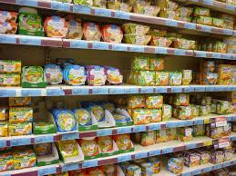 Trop de sucres dans les petits pots pour bébés?