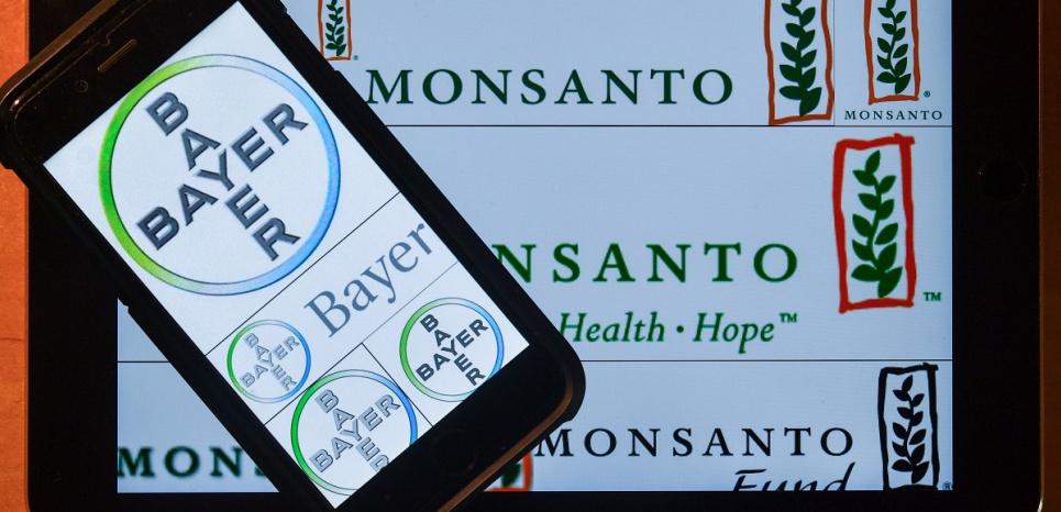Bayer takes over Monsanto for 66 billion Dollar