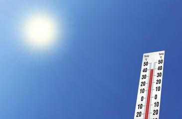 Des vagues de chaleur mortelles en 2100