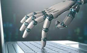 Bientôt les robots vont gouverner le monde.