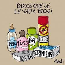 Capitulation de la France sur les perturbateurs endocriniens
