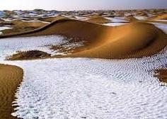 Neige au Sahara, La météo devient-elle folle ?