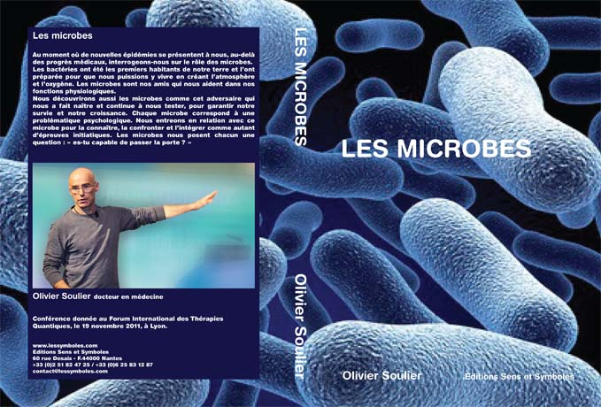 Jaquette DVD microbes680160