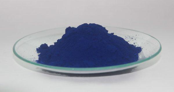 Un pigment égyptien bleu pour refroidir les bâtiments