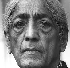 """Krishnamurti : """"Pour instaurer la paix dans le monde..."""