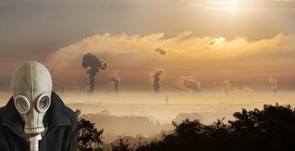 Dépression et pollution