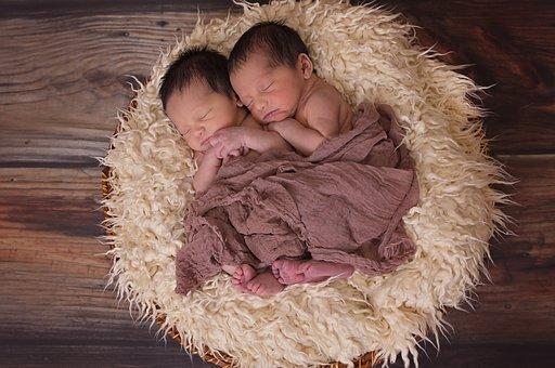 Les bébés OGM chinois ont une espérance de vie réduite par la mutation génétique