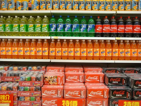 Risque de cancer accru par la consommation de boisson sucrées