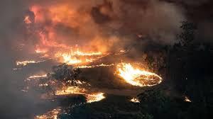 Les incendies sont en train de changer le climat mondial