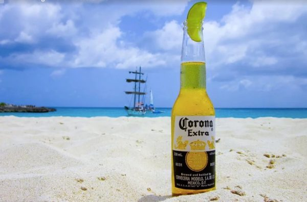 Corona : la marque de bière perd 150 millions d'euros