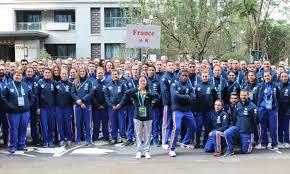 Des athlètes français contaminés à Wuhan en octobre