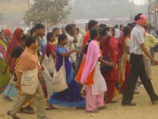 En Inde, l'épidémie de Covid-19 reflue nettement